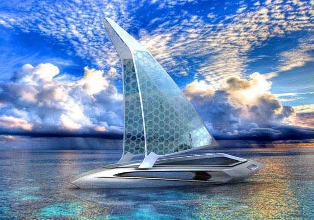 Kathreen Solar Sailing Yacht (4)