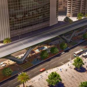 First Commercial Hyperloop System in the UAE