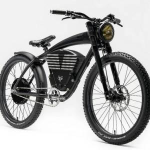 Vintage Electric Bikes - Scrambler S
