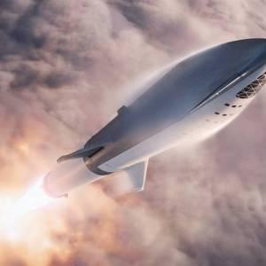 Elon Musk Tweeted new renders of the Big Falcon Rocket