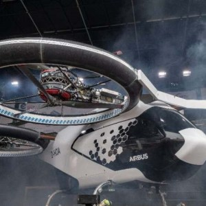 Paris aims to use Flying Taxis to 2024 Olympics