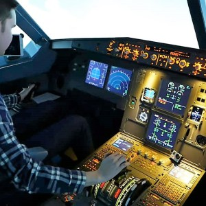 Private Pilot Tries To Fly The Airbus A320