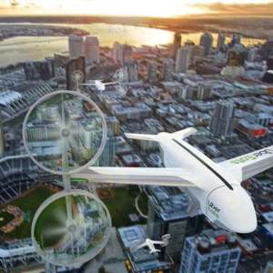 Uber plans to Deliver Food via Drone