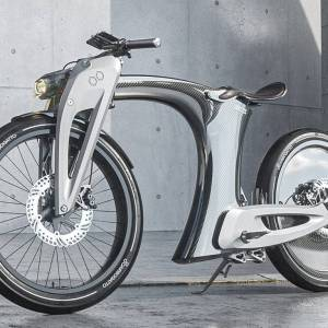 Carbogatto H7 lightweight motorbike