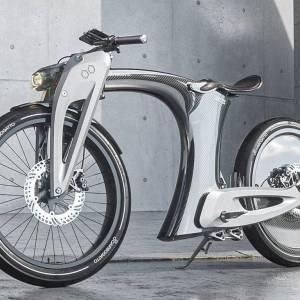 Carbogatto H7 lightweight motorbike