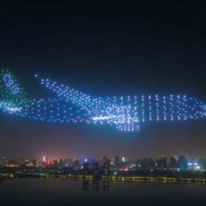 Drones created Giant Airplanes - video