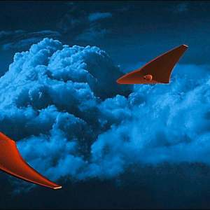 Stingray Glider to explore the Clouds of Venus