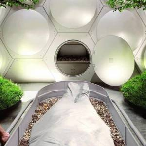 World's First Human Composting Facility
