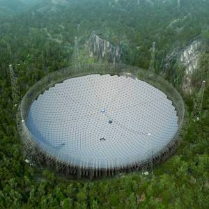 500-meter China's FAST Radio Telescope is now operational