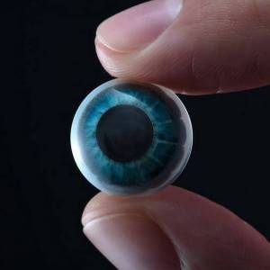Augmented Reality Contact Lens