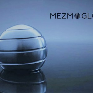 Mezmoglobe - Kinetic desk toy