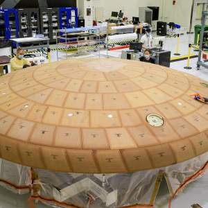 Heat Shield Milestone Complete for the Orion spacecraft