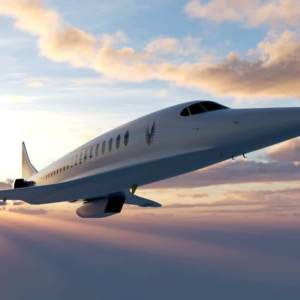 Rolls-Royce to develop propulsion System for Boom Supersonic aircraft
