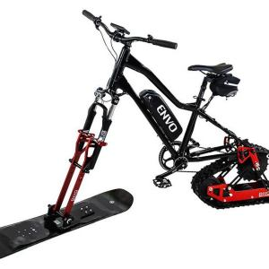 Envo Electric SnowBike Kit