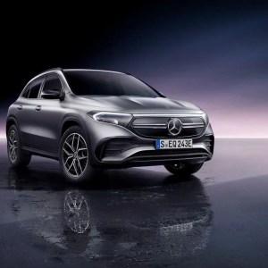 Mercedes-Benz EQA SUV