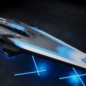 E1 Series RaceBird electric powerboat