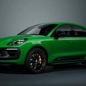 New Porsche Macan - video