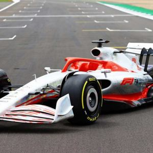 The 2022 Formula 1 Car