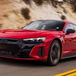 2022 Audi E-Tron GT first drive review