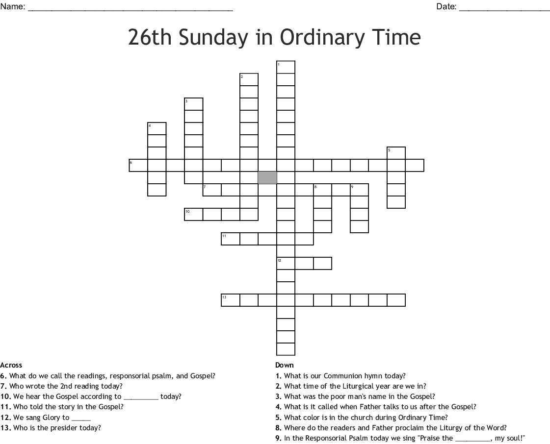Religion Amp Belief Crosswords Word Searches Bingo Cards