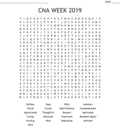 cna week 2019 word search [ 1121 x 930 Pixel ]