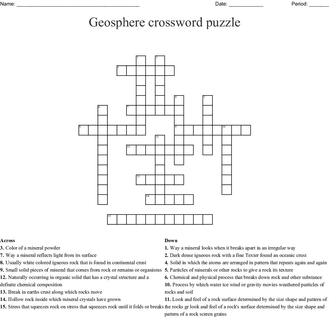 hight resolution of worksheet on geosphere diagram