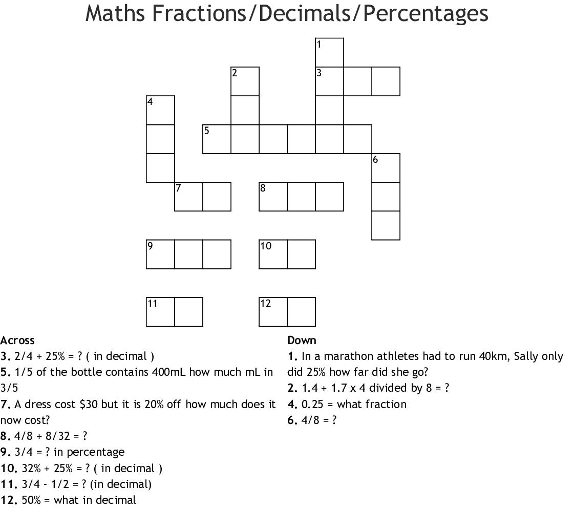 Lesson July 1 7 Crossword