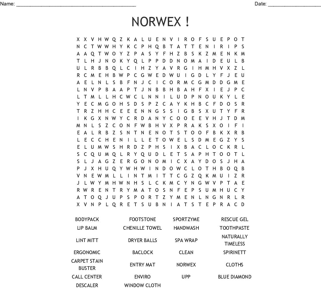 Laundry Puzzles Worksheet