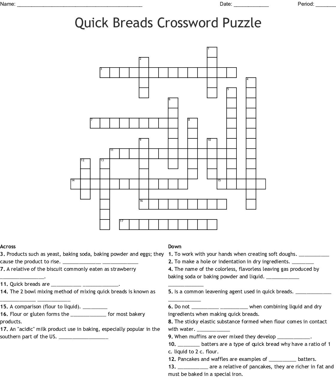 Asl Crossword