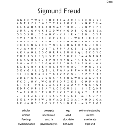 sigmund freud word search [ 1121 x 870 Pixel ]