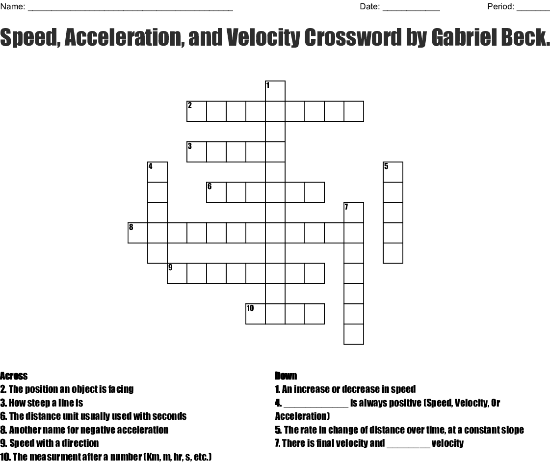 The Pearl Chapter 4 Crossword