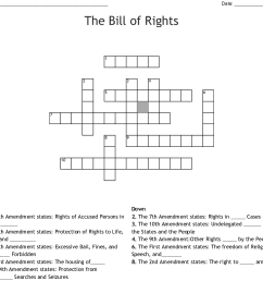 Bill Of Rights All 10 Amendments Worksheet   Printable Worksheets and  Activities for Teachers [ 1025 x 1121 Pixel ]