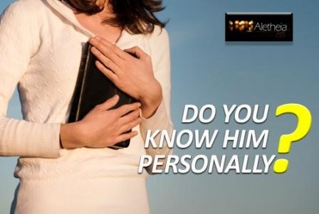 Do You Know Him Personally?