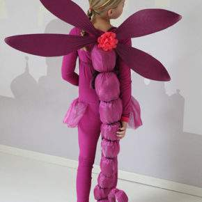 Kostum Tahun Baru untuk anak perempuan Dragonfly Photo 303