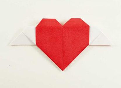 сердце из бумаги своими руками фото 020