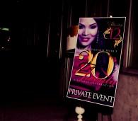 20-20 Private Birthday Celebration at Aurum, Atlanta, GA. Image designed by INIKCOKREATIVE L.L.C.
