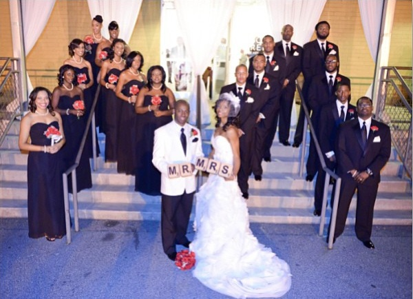 2012 Menard Wedding at Mason Murer, Atlanta, GA.