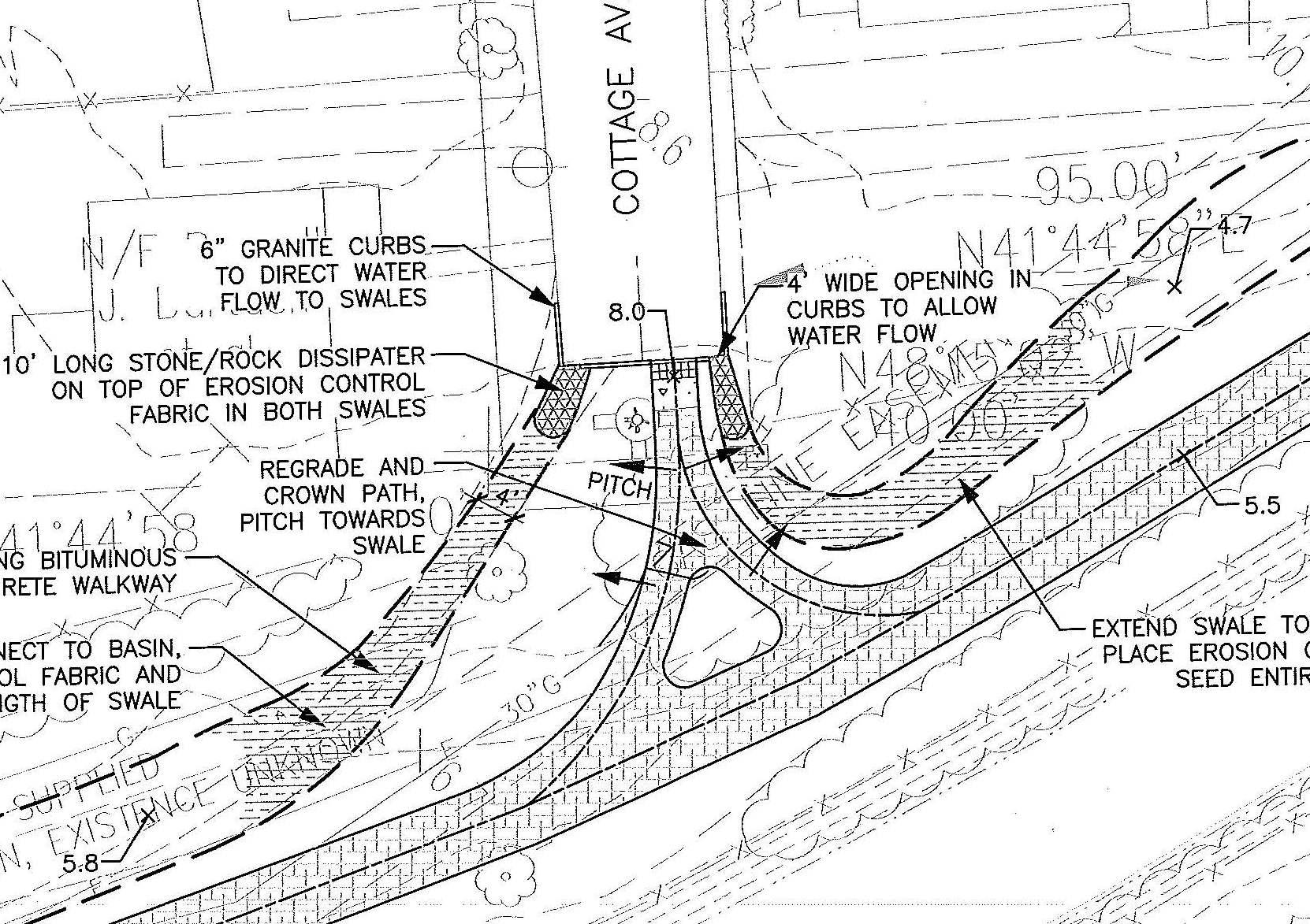 Drainage Plan
