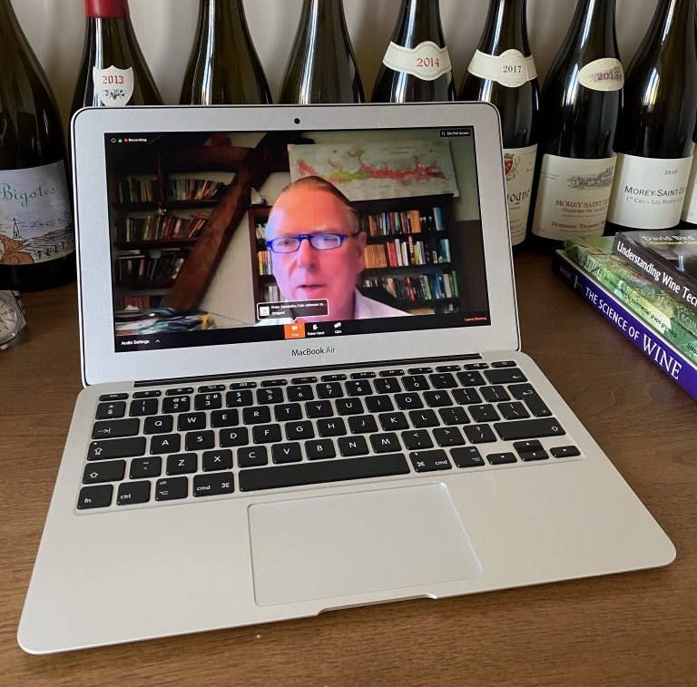 digital revolution wine