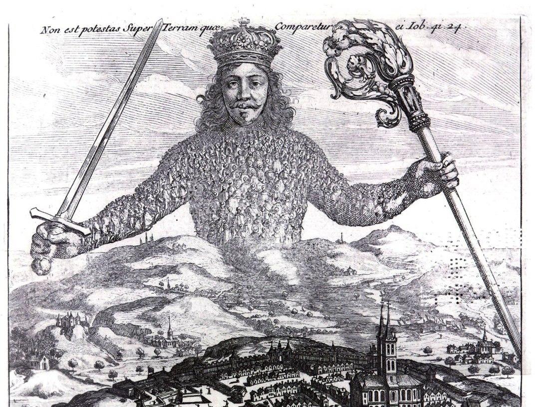 Leviathan - Thomas Hobbes