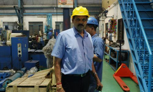 Vijay Achrekar - Our Supervisor
