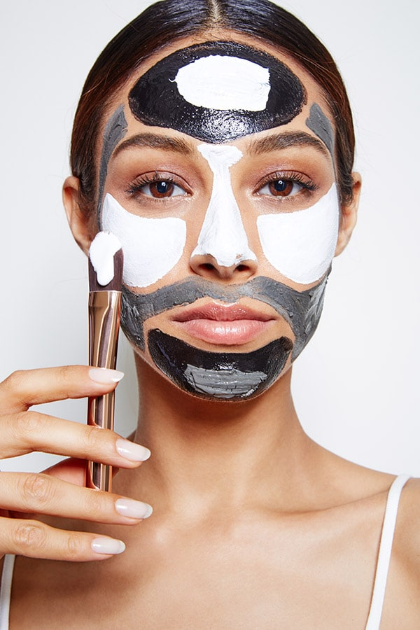 Style Tip: Learn how to multimask effectively.