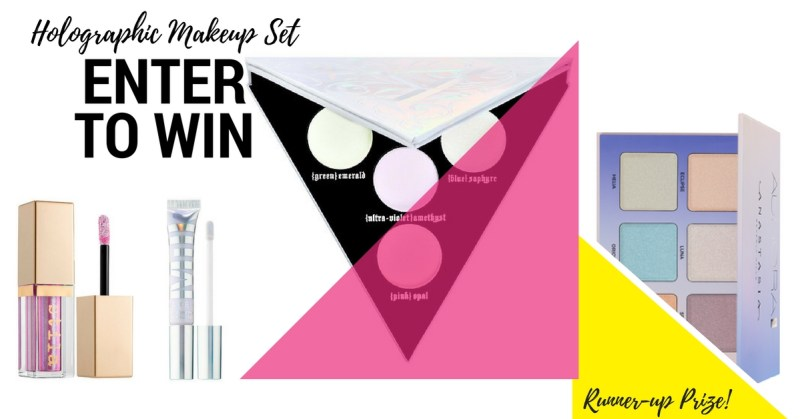 I'm Going To Try Holographic Makeup! These Hologram Products Can Get You Started on The Trend