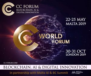 CC Forum Blockchain Conference Malta 2019