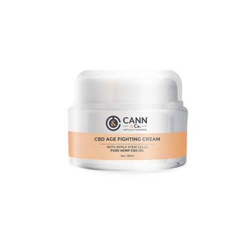 CBD Age Fighting Cream with Apple Stem Cells