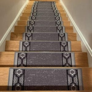 Top 10 Best Stair Treads In 2020 Carpet Stair Treads | Gloria Rug Stair Treads | Mats | Area Rug | Stair Runners | Rubber Backing | Skid Resistant