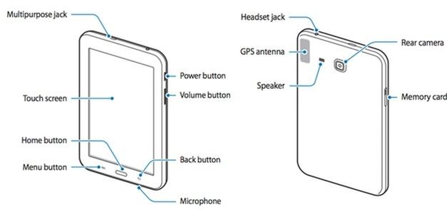 Samsung Galaxy Tab 3 Lite, um tablet de baixo custo de 7