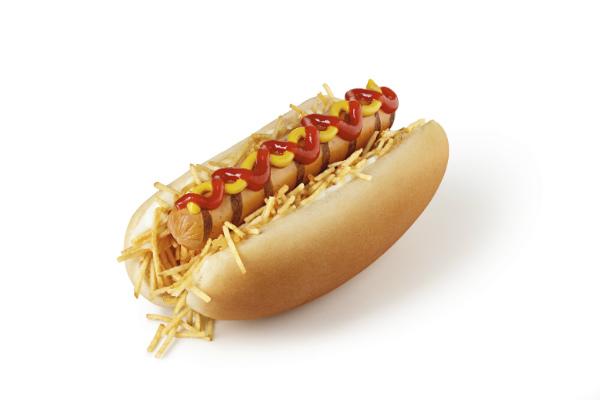 Dog grelhado do Burger King