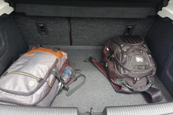 Porta-malas do hatch