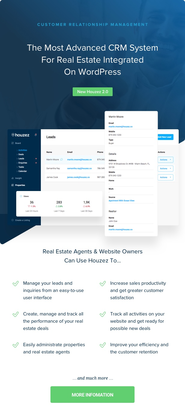 Houzez - Real Estate WordPress Theme - 10
